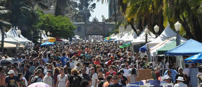 Earthfair sunday april 22 2018 national earth day balboa park 10am 5pm yelopaper Image collections