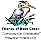 Friends of Rose Creek