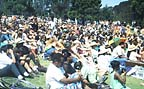 Sun Stage crowd